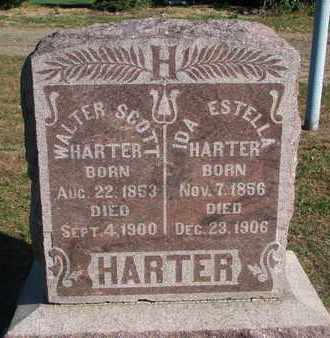 HARTER, WALTER SCOTT - Union County, South Dakota | WALTER SCOTT HARTER - South Dakota Gravestone Photos