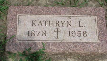 HAVILAND, KATHRYN L. - Union County, South Dakota | KATHRYN L. HAVILAND - South Dakota Gravestone Photos