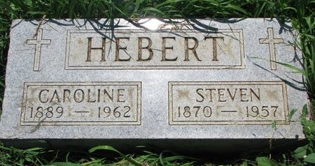 HEBERT, STEVEN - Union County, South Dakota | STEVEN HEBERT - South Dakota Gravestone Photos