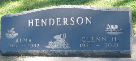 HENDERSON, GLENN H. - Union County, South Dakota | GLENN H. HENDERSON - South Dakota Gravestone Photos