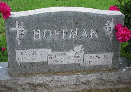 HOFFMAN, DEAN M. - Union County, South Dakota | DEAN M. HOFFMAN - South Dakota Gravestone Photos