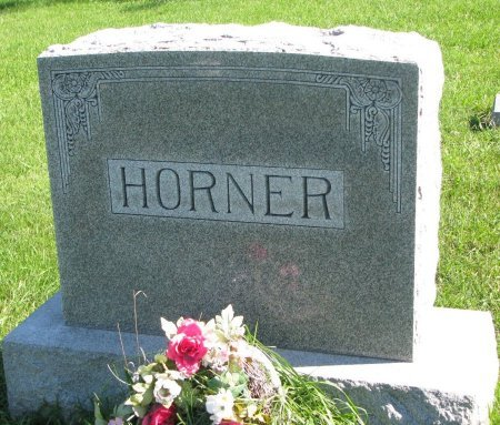 HORNER, *FAMILY MONUMENT - Union County, South Dakota | *FAMILY MONUMENT HORNER - South Dakota Gravestone Photos