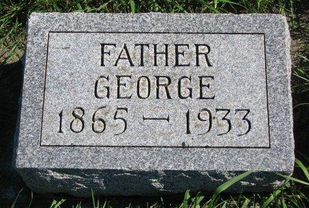 HORNER, GEORGE ALDES - Union County, South Dakota | GEORGE ALDES HORNER - South Dakota Gravestone Photos