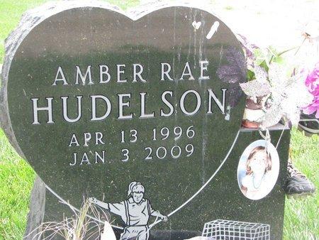 HUDELSON, AMBER RAE - Union County, South Dakota | AMBER RAE HUDELSON - South Dakota Gravestone Photos