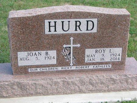 HURD, ROY LESTER - Union County, South Dakota | ROY LESTER HURD - South Dakota Gravestone Photos