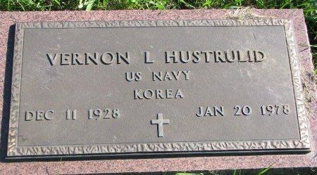 HUSTRULID, VERNON L. (KOREA) - Union County, South Dakota | VERNON L. (KOREA) HUSTRULID - South Dakota Gravestone Photos