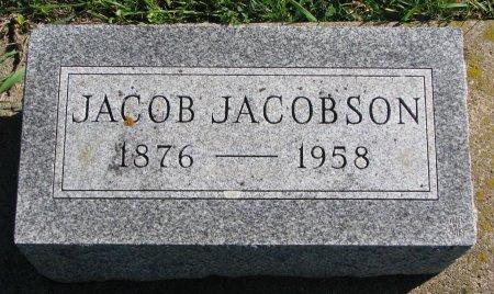 JACOBSON, JACOB - Union County, South Dakota   JACOB JACOBSON - South Dakota Gravestone Photos