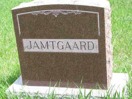 JAMTGAARD, *FAMILY MONUMENT - Union County, South Dakota | *FAMILY MONUMENT JAMTGAARD - South Dakota Gravestone Photos