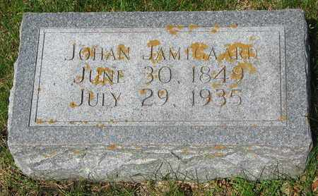 JAMTGAARD, JOHAN - Union County, South Dakota | JOHAN JAMTGAARD - South Dakota Gravestone Photos
