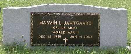 JAMTGAARD, MAVIN LEROY (WW II) - Union County, South Dakota   MAVIN LEROY (WW II) JAMTGAARD - South Dakota Gravestone Photos