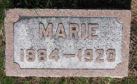 JAMTGAARD, MARIE - Union County, South Dakota | MARIE JAMTGAARD - South Dakota Gravestone Photos