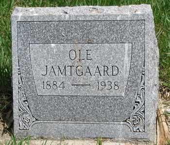 JAMTGAARD, OLE - Union County, South Dakota | OLE JAMTGAARD - South Dakota Gravestone Photos