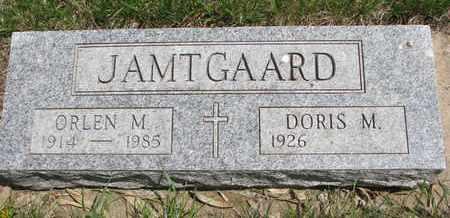 JAMTGAARD, DORIS M. - Union County, South Dakota | DORIS M. JAMTGAARD - South Dakota Gravestone Photos