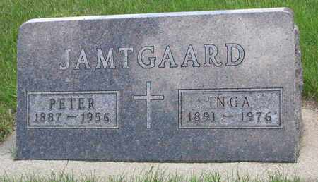 JAMTGAARD, INGA - Union County, South Dakota | INGA JAMTGAARD - South Dakota Gravestone Photos