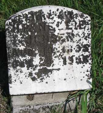 JENSEN, MARY B. - Union County, South Dakota | MARY B. JENSEN - South Dakota Gravestone Photos