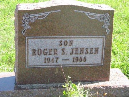 JENSEN, ROGER S. - Union County, South Dakota | ROGER S. JENSEN - South Dakota Gravestone Photos