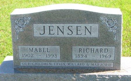 JENSEN, MABEL - Union County, South Dakota | MABEL JENSEN - South Dakota Gravestone Photos