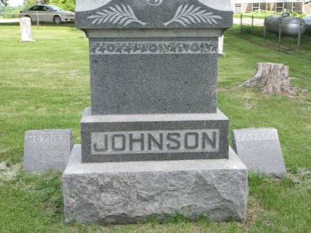 JOHNSON, *FAMILY MEMORIAL - Union County, South Dakota | *FAMILY MEMORIAL JOHNSON - South Dakota Gravestone Photos
