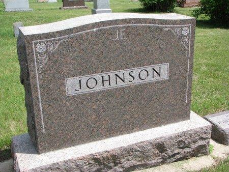 JOHNSON, *FAMILY MEMORIAL - Union County, South Dakota | *FAMILY MEMORIAL JOHNSON - South Dakota Gravestone Photos