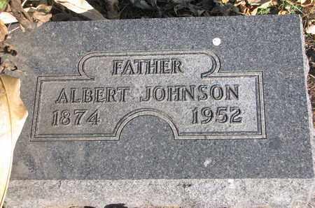 JOHNSON, ALBERT - Union County, South Dakota | ALBERT JOHNSON - South Dakota Gravestone Photos