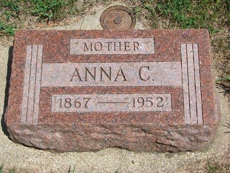 JOHNSON, ANNA C. - Union County, South Dakota | ANNA C. JOHNSON - South Dakota Gravestone Photos