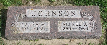 JOHNSON, LAURA M. - Union County, South Dakota | LAURA M. JOHNSON - South Dakota Gravestone Photos