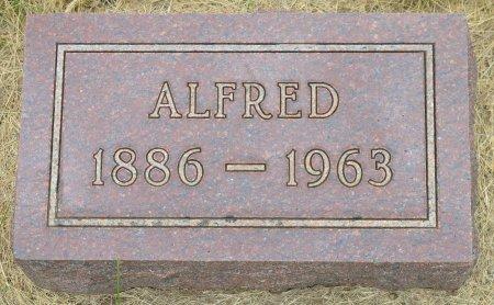 JOHNSON, ALFRED - Union County, South Dakota | ALFRED JOHNSON - South Dakota Gravestone Photos