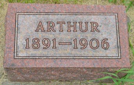 JOHNSON, ARTHUR - Union County, South Dakota | ARTHUR JOHNSON - South Dakota Gravestone Photos