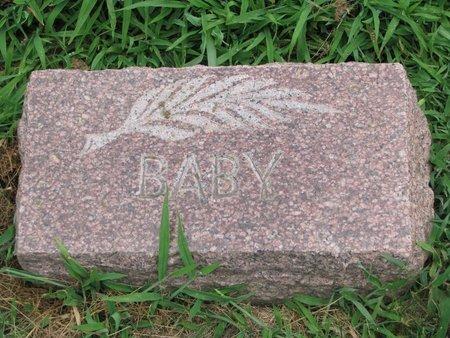 JOHNSON, BABY - Union County, South Dakota | BABY JOHNSON - South Dakota Gravestone Photos
