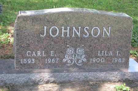 JOHNSON, LILA I. - Union County, South Dakota | LILA I. JOHNSON - South Dakota Gravestone Photos