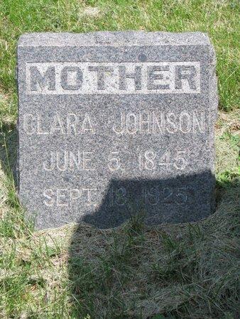JOHNSON, CLARA MATHILDA CHARLOTTA - Union County, South Dakota | CLARA MATHILDA CHARLOTTA JOHNSON - South Dakota Gravestone Photos