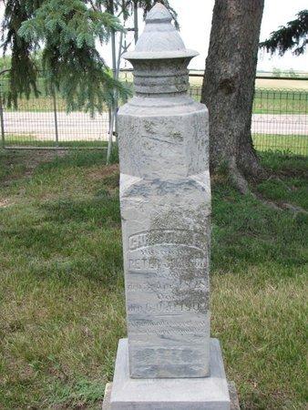 JOHNSON, CHRISTINA C. (FAR VIEW) - Union County, South Dakota | CHRISTINA C. (FAR VIEW) JOHNSON - South Dakota Gravestone Photos