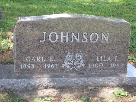 JOHNSON, LILA I. - Union County, South Dakota | LILA I. JOHNSON - South Dakota Gravestone Photos