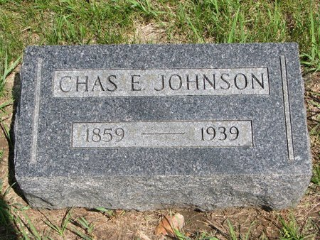 "JOHNSON, CHARLES E. ""CHAS."" - Union County, South Dakota 