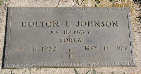 JOHNSON, DOLTON L. (KOREA) - Union County, South Dakota | DOLTON L. (KOREA) JOHNSON - South Dakota Gravestone Photos