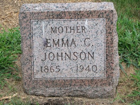 JOHNSON, EMMA C. - Union County, South Dakota | EMMA C. JOHNSON - South Dakota Gravestone Photos