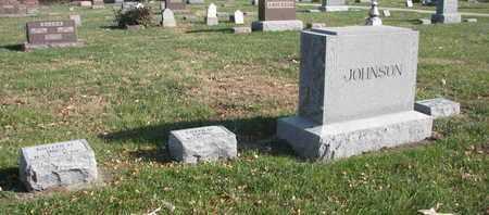 JOHNSON, *FAMILY PLOT - Union County, South Dakota   *FAMILY PLOT JOHNSON - South Dakota Gravestone Photos