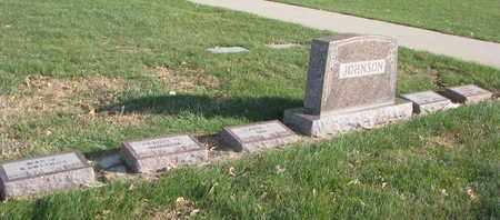 JOHNSON, FAMILY PLOT - Union County, South Dakota | FAMILY PLOT JOHNSON - South Dakota Gravestone Photos