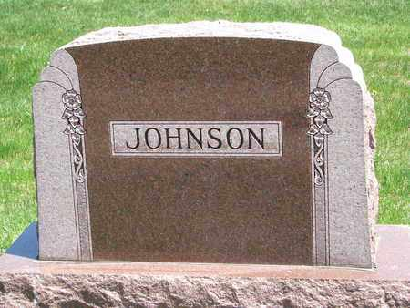 JOHNSON, *FAMILY STONE - Union County, South Dakota | *FAMILY STONE JOHNSON - South Dakota Gravestone Photos