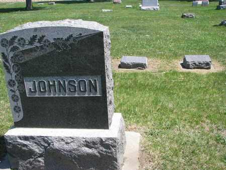 JOHNSON, *FAMILY PLOT - Union County, South Dakota | *FAMILY PLOT JOHNSON - South Dakota Gravestone Photos