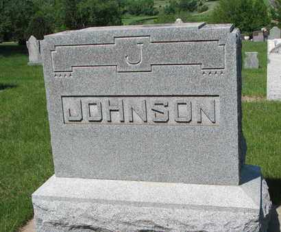 JOHNSON, FAMILY MONUMENT - Union County, South Dakota | FAMILY MONUMENT JOHNSON - South Dakota Gravestone Photos