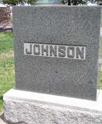 JOHNSON, FAMILY MONUMENT - Union County, South Dakota | FAMILY MONUMENT JOHNSON - South Dakota Gravestone Photos