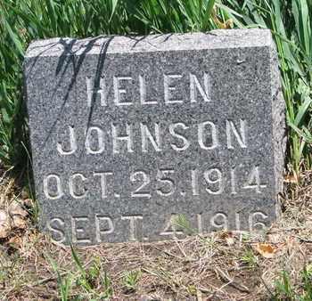 JOHNSON, HELEN - Union County, South Dakota | HELEN JOHNSON - South Dakota Gravestone Photos