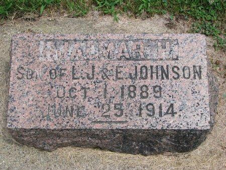 JOHNSON, HJALMAR H. - Union County, South Dakota | HJALMAR H. JOHNSON - South Dakota Gravestone Photos