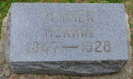 JOHNSON, HENRIK - Union County, South Dakota | HENRIK JOHNSON - South Dakota Gravestone Photos