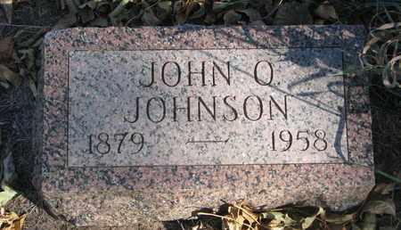 JOHNSON, JOHN O. - Union County, South Dakota   JOHN O. JOHNSON - South Dakota Gravestone Photos