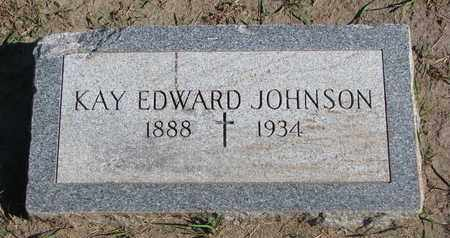 JOHNSON, KAY - Union County, South Dakota | KAY JOHNSON - South Dakota Gravestone Photos