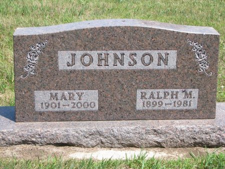 JOHNSON, MARY - Union County, South Dakota | MARY JOHNSON - South Dakota Gravestone Photos