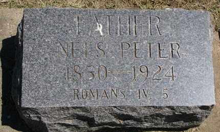 JOHNSON, NELS PETER - Union County, South Dakota | NELS PETER JOHNSON - South Dakota Gravestone Photos