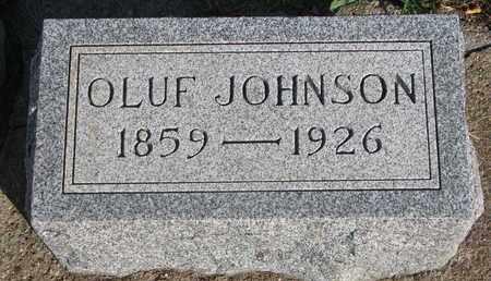 JOHNSON, OLUF - Union County, South Dakota   OLUF JOHNSON - South Dakota Gravestone Photos
